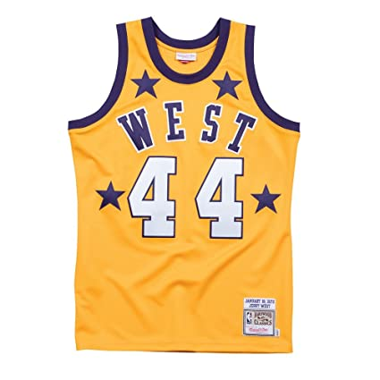 67ed634548a Mitchell & Ness 2018 NBA All-Star Game Men's 72 West Authentic Jerry West  Jersey