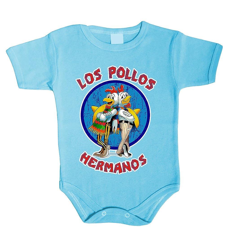 LOS POLLOS HERMANOS BREAKING BAD HEISENBERG Baby Body Babykleidung Strampler Unterwäsche Best einzigartig Weihnachtsgeschenke Xmas Gift