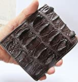 Danai Presents!. GENEUINE CROCODILE LEATHER BI FOLD WALLET US SIZE