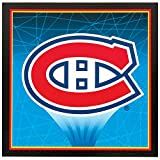 Montreal Canadiens Party Napkins, 16ct