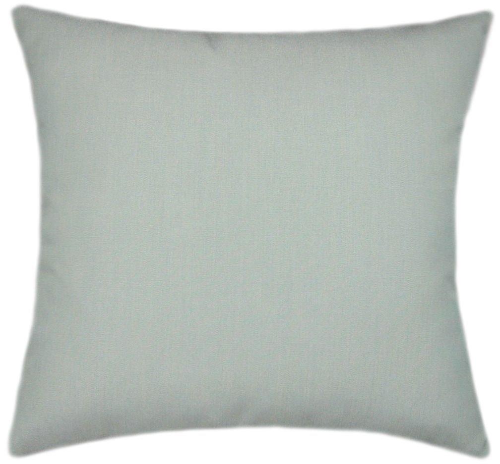 Sunbrella Canvas Spa Indoor/Outdoor Pillow 20x20