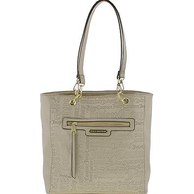 Juicy Couture Women s Word Play Gold Logo Tote Handbag Purse Medium   Amazon.in  Shoes   Handbags ba16bccbc7
