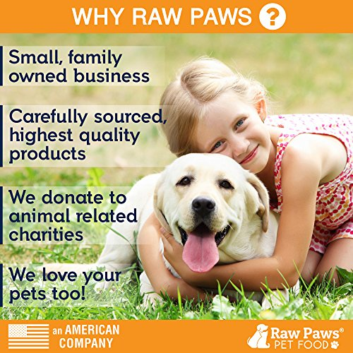 Raw Paws Pet purely natural Prebiotics Probiotics