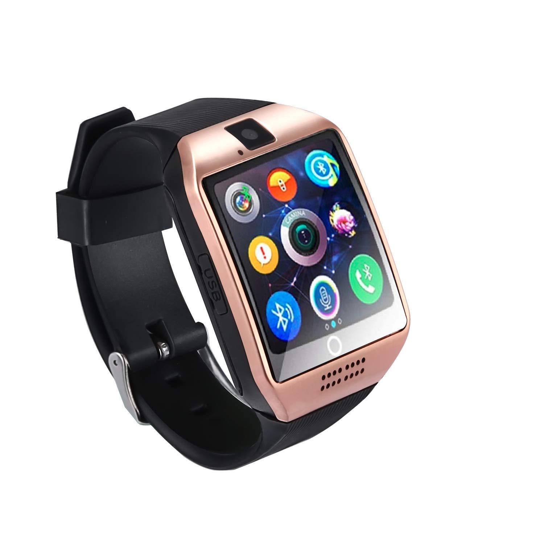 Amazon.com: Stepfly Bluetooth Smartwatch with Camera Sim ...