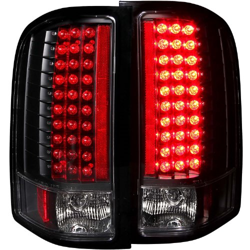 Anzo Black Led Tail Lights