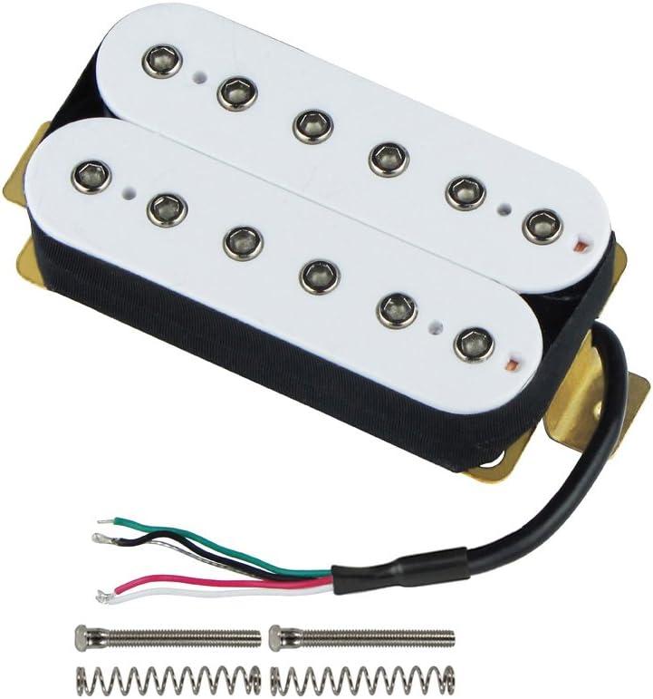 Guitar Double Coil Tonabnehmersatz für Neck /& Bridge Tonabnehmer für