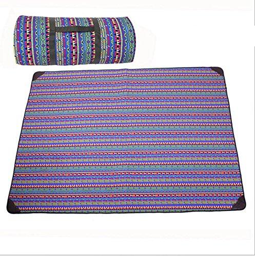 MHGAO Beach mat/picnic/outdoor folding/moisture