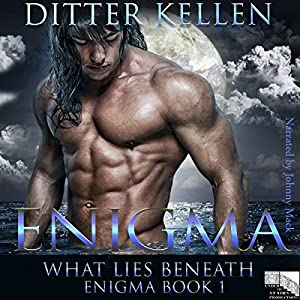 Enigma: What Lies Beneath Audiobook