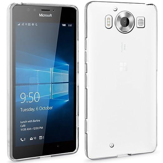 42 opinioni per Microsoft Lumia 950 Custodia, iVoler®