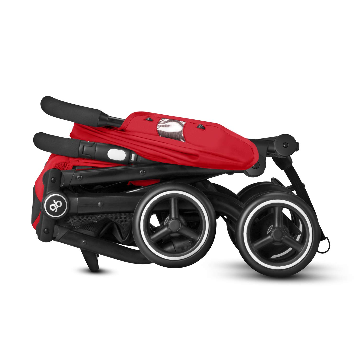 gb 2019 Buggy QBIT+ All-Terrain with Bumper Bar''Night Blue''- from Birth up to 17 kg (Approx. 4 Years) - GoodBaby QBIT Plus by gb (Image #7)