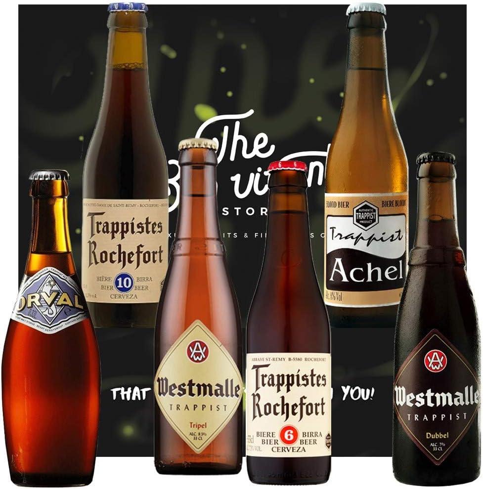 Cervezas Trapenses Pack Regalo: Amazon.es: Alimentación y bebidas