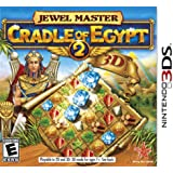 Jewel Master: Cradle of Egypt 2 - Nintendo 3DS