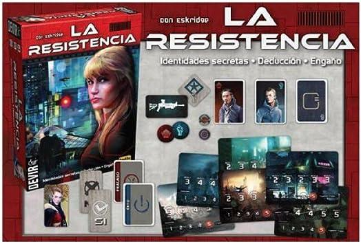La Resistencia *nuevo Formato*: Amazon.es: Juguetes y juegos