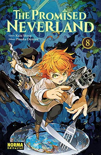 The Promised Neverland 8 por Kaiu Shirai, Posuka Demizu
