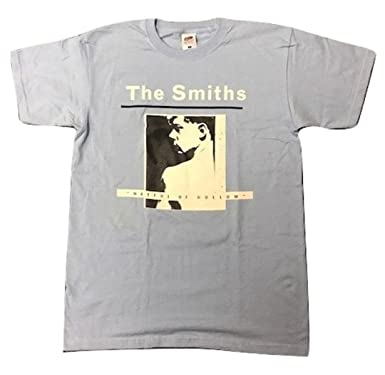 84a69ae4 Image Unavailable. Image not available for. Colour: Mens THE SMITHS 'Hatful  Of Hollow' T SHIRT