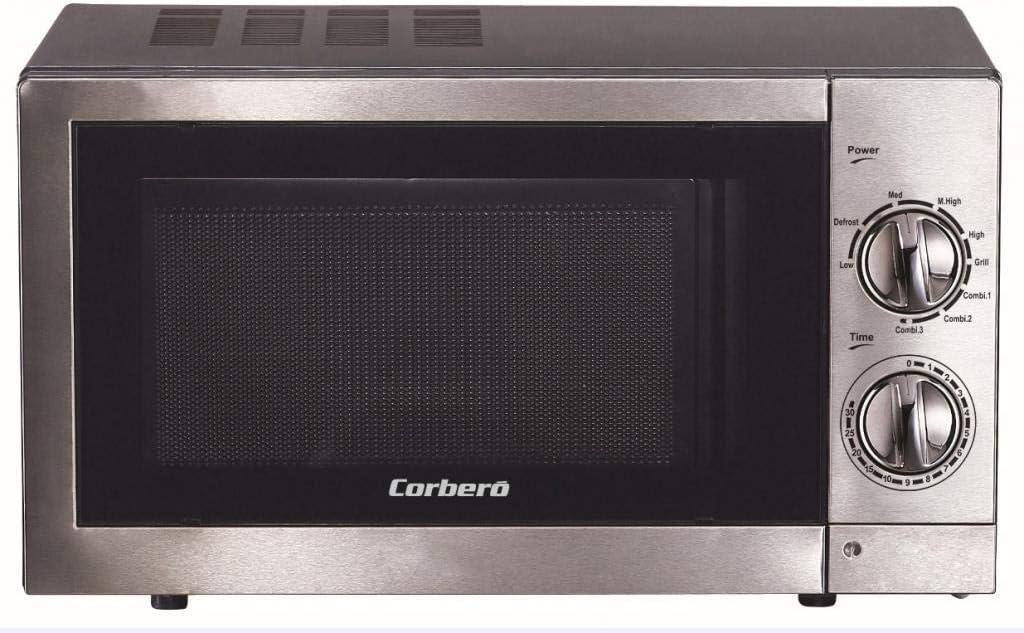 CORBERO MICROONDAS CMICG280GX Grill 20L 700W