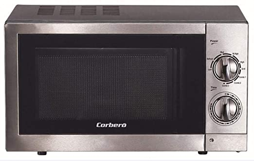 CORBERO MICROONDAS CMICG280GX Grill 20L 700W: Amazon.es