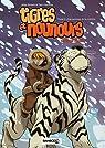 Tigres et Nounours deuxième voyage, Tome 2 : Les cavernes de la trahison par Bullock