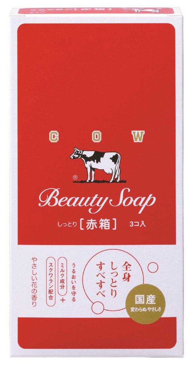 【牛乳石鹸】カウブランド赤箱のサムネイル