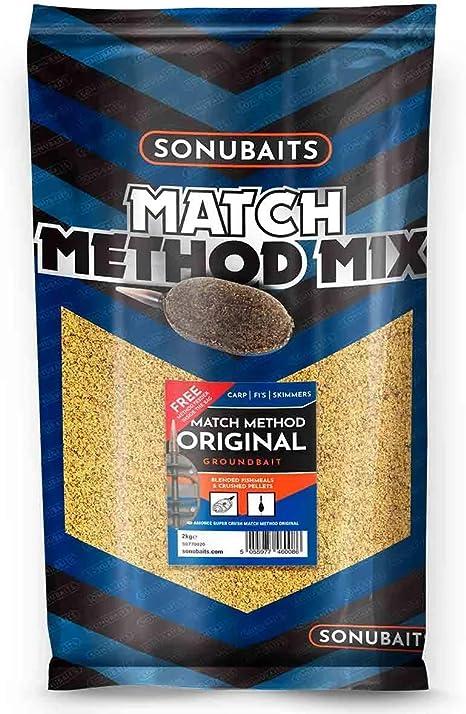 Sonubaits Groundbait Chunky Fish 2kg