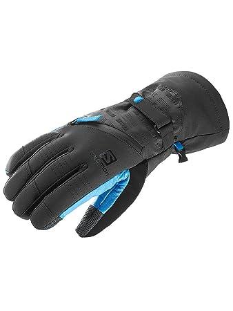 Salomon Taktile CS Handschuhe, Herren, BlackHawaiian Surf