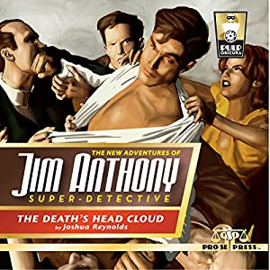 The New Adventures of Jim Anthony, Super-Detective Audiobook