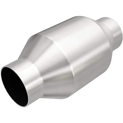MagnaFlow 53956 Universal Catalytic Converter (Non CARB Compliant): Automotive