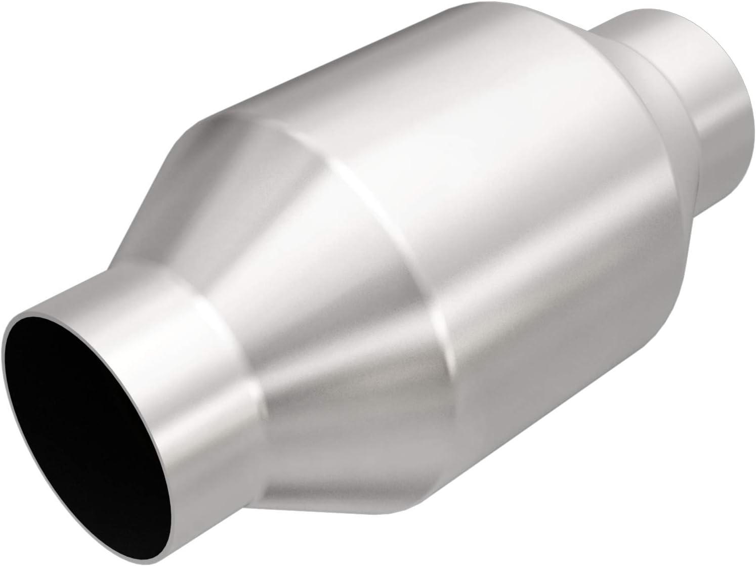 MagnaFlow 99006HM Universal Catalytic Converter Non CARB Compliant