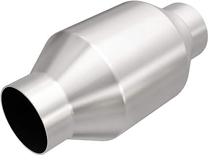 "Magnaflow 99354HM 2/"" Universal High Flow Catalytic Converter Round OBDII w//O2"