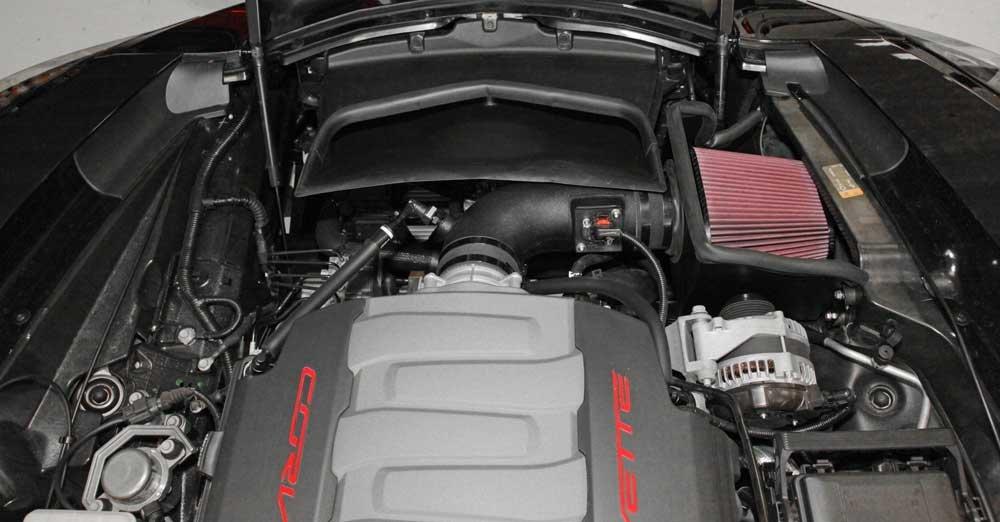 K/&N 63-3081 Performance Intake Kit