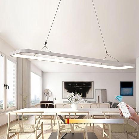 WEITING Nuevas lámparas de techo modernas LED de control ...