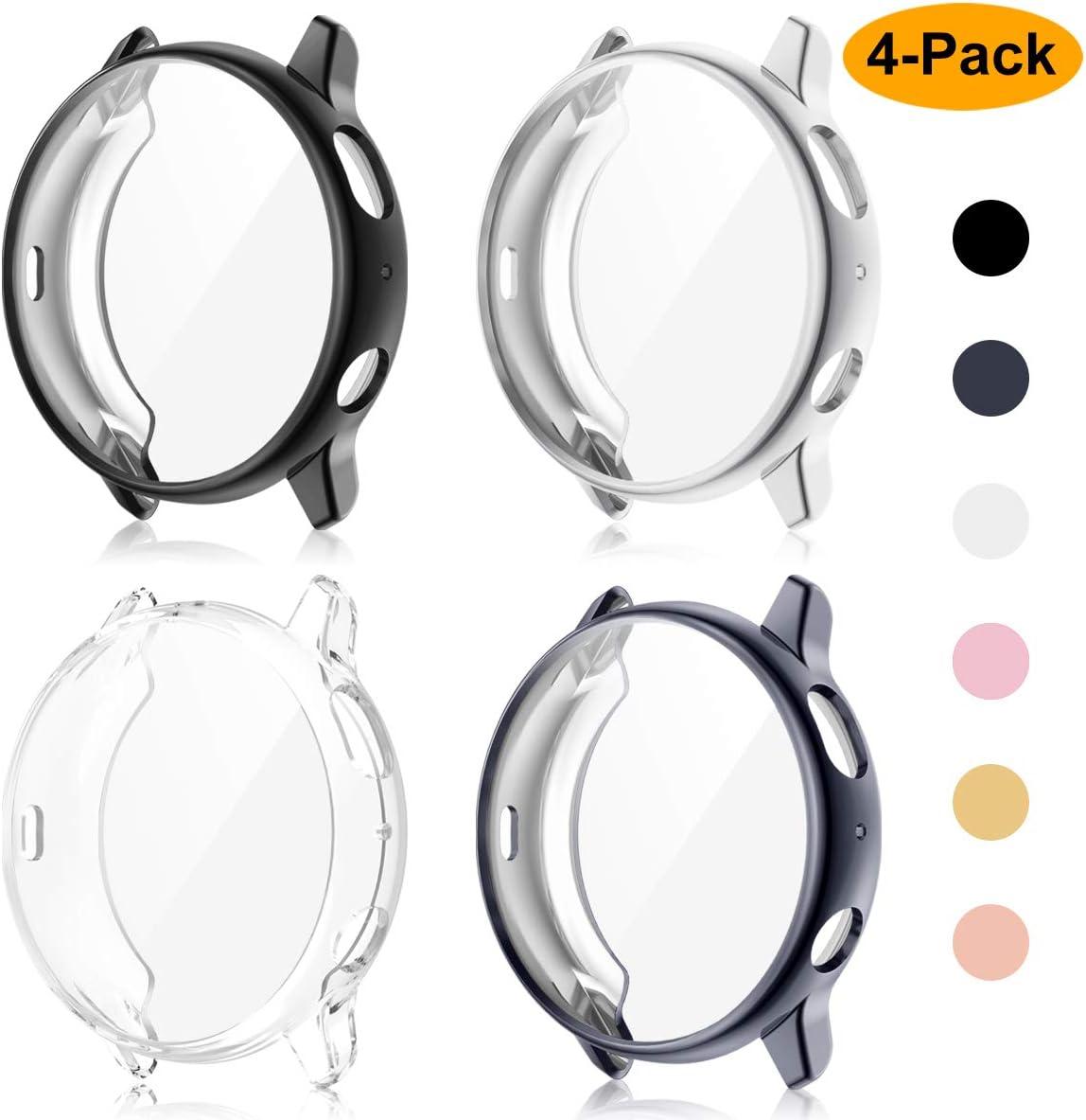 Fundas Samsung Galaxy Watch Active 2 40 mm (pack 4)