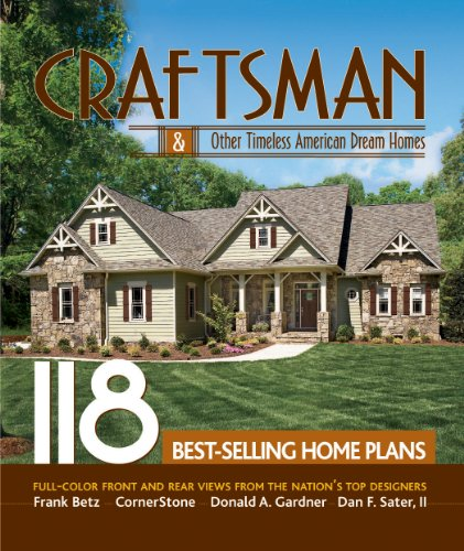 Craftsman & Other Timeless Dream Homes