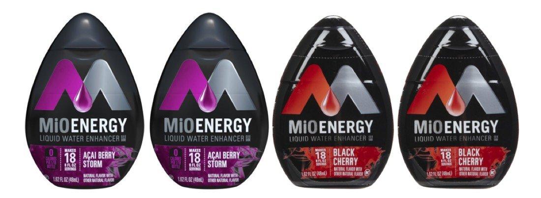 MIO Energy Liquid Water Enhancer Variety Pack