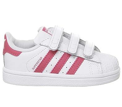 adidas Superstar CF I, Zapatillas de Gimnasia Unisex Niños: Amazon.es: Zapatos y complementos