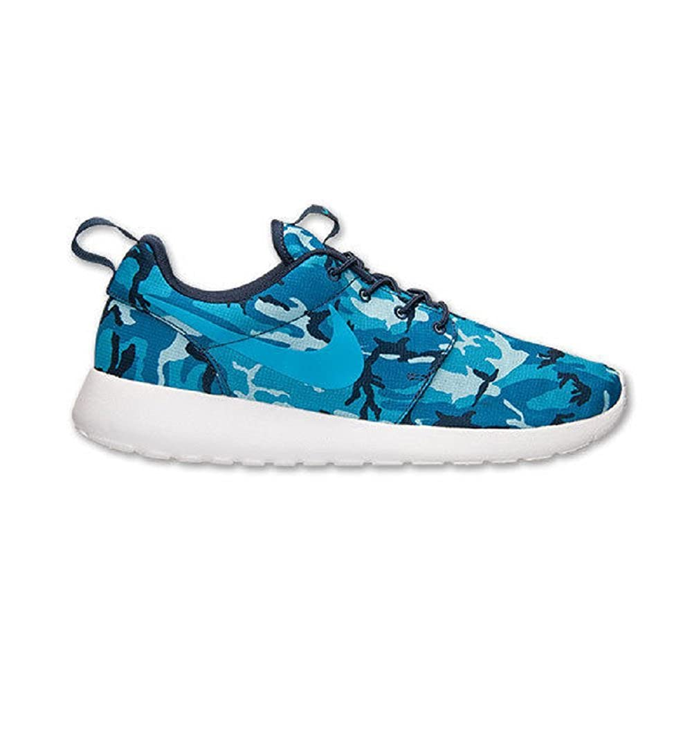 NIKE Rosherun Print Herren Sneaker -