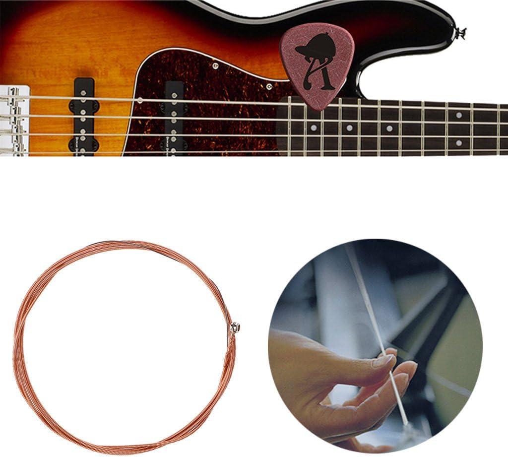 Orphee Sa39 Series 90/10 - Cuerdas para guitarra acústica (bronce ...