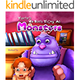 Books for Kids: There's No Such Thing as Monsters (Children's Book about a Boy and a Friendly Monster, Picture Books, Preschool Books, Kids Book, Age 3-5)