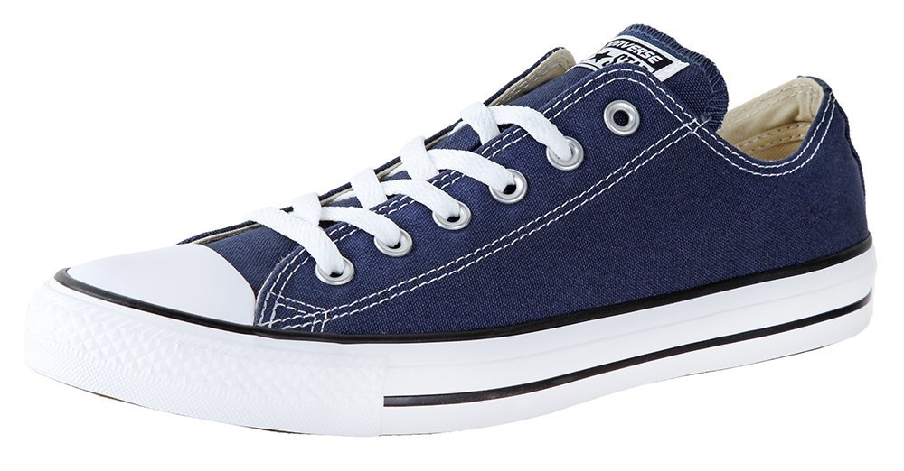 Converse Chuck Taylor All Star Ox Navy Unisex M9697 Style: M9697-NAVY Size: 10 M US