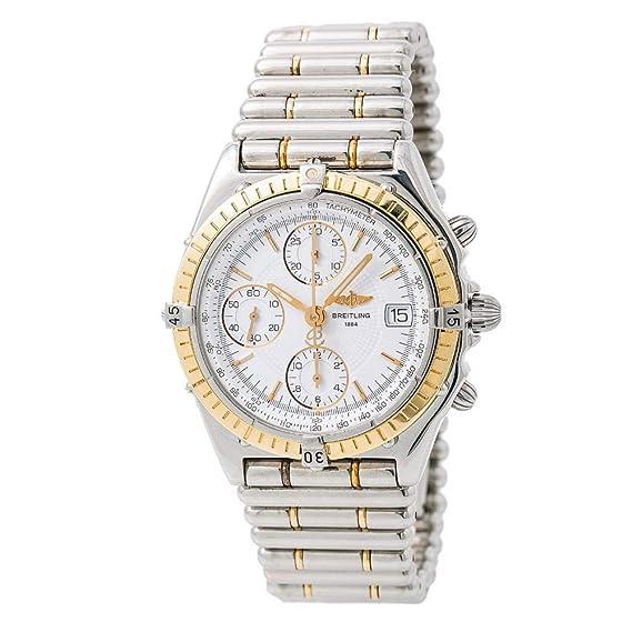 Breitling Chronomat D13050 - Reloj automático para hombre (certificado de autenticidad)