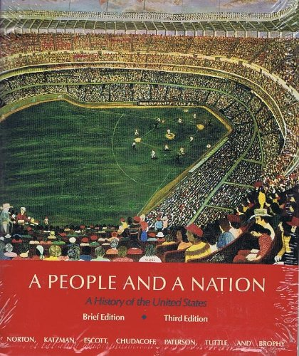A People and a Nation: A History of the United States/With Atlas of American History