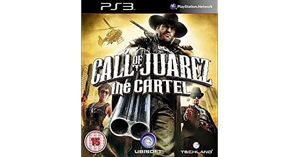 Amazon.com: Call of Juarez - The Cartel (PS3): Video Games
