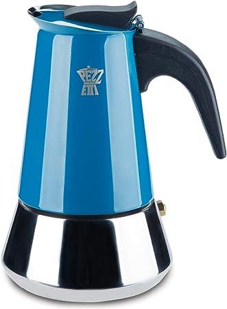 Pezzetti - Cafetera para inducción, diseño de Moka Espresso de ...