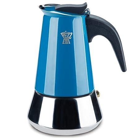 Pezzetti - Cafetera para inducción, diseño de Moka Espresso ...