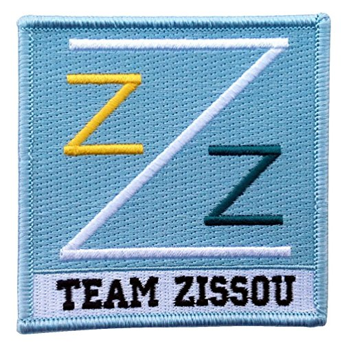 Life Aquatic Zissou Costume (The Life Aquatic Team Zissou Shirt Costume Embroidered Patch by Titan One)