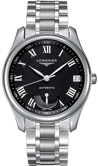 Longines Master Collection 42 mm reloj para hombre l2.666.4.51.6