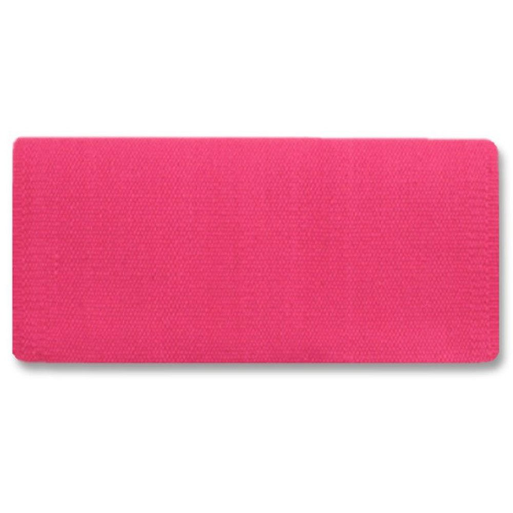 Mayatex Train Boss Synthetic Saddle Blanket, Pink