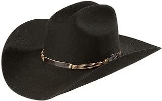 product image for Stetson Men's 4X Portage Buffalo Felt Cowboy Hat - Sbprtg-724207 Black