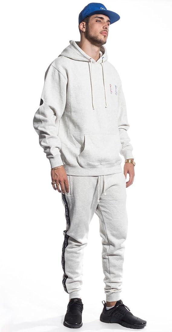 GRIMEY Pantalon Chandal Natural Sweatpants FW16 Sport Grey-XS ...