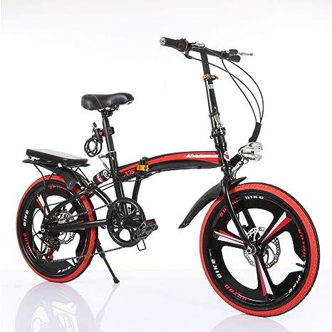 Bicicleta Plegable Del Camino De La Rueda Del Adulto De La Rueda De 20 Pulgadas/